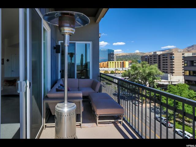 Rental Salt Lake City Balcony And Dog Park